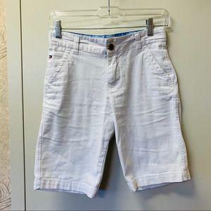Tommy Hilfiger Bottoms - Tommy Hilfiger boys flat front shorts